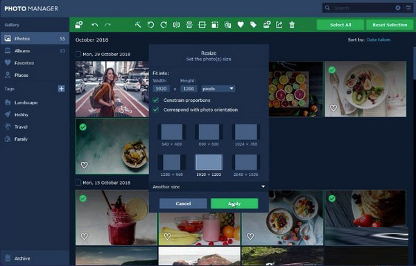 Movavi Photo Manager下载【照片管理软件下载】Movavi Photo Manager  V2.0 英文安装版 删除