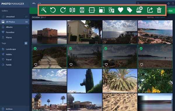 Movavi Photo Manager下载【照片管理软件下载】Movavi Photo Manager  V2.0 英文安装版 管理软件