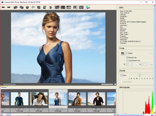 【图像管理软件下载】Camera Bits Photo Mechanic V5.0.1 英文版 Bits