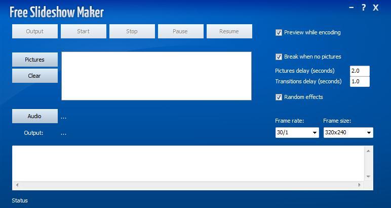 Free Slideshow Maker 下载_【幻灯片制作工具下载】Free Slideshow Maker V4.2.8 英文安装版 工具