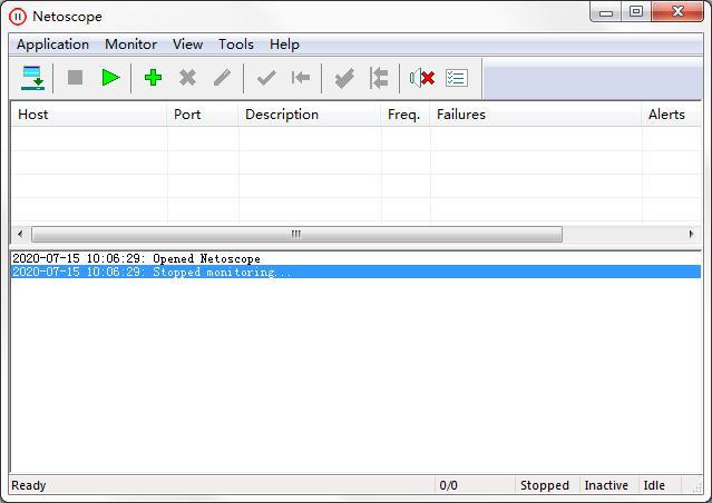 Netoscope下载_Netoscope(服务器监视工具) V2.70 英文安装版 天天