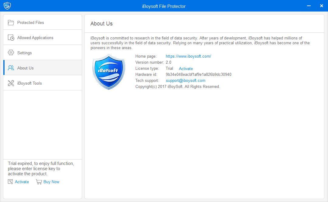 iBoysoft File Protector下载_iBoysoft File Protector V2.0.5.2.2 多国语言安装版 5.2