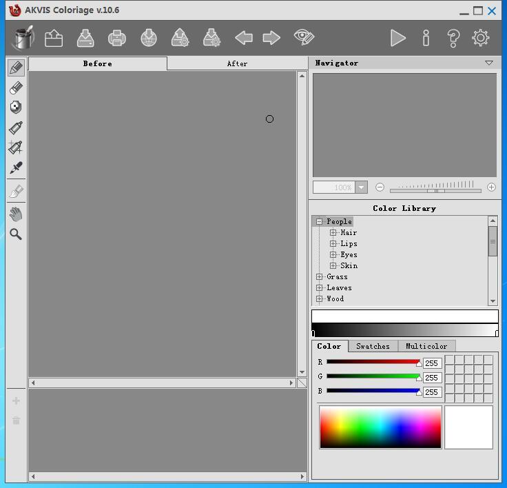 AKVIS Coloriage下载_AKVIS Coloriage V10.6 多国语言安装版 插件