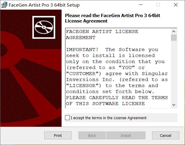 FaceGen Artist Pro3下载_FaceGen Artist Pro3(3D脸部建模软件) V2021 官方版 形状